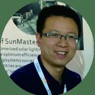 Steven-Zeng-General-Manager SunMaster team
